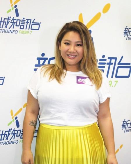 她15岁爆肥突破两百斤,如今开公司做一姐