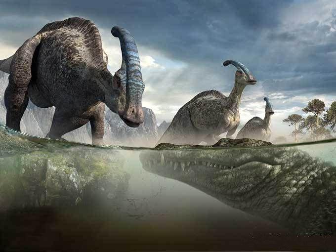 史前最强悍的生物,甚至吃恐龙,灭绝才有了人类!