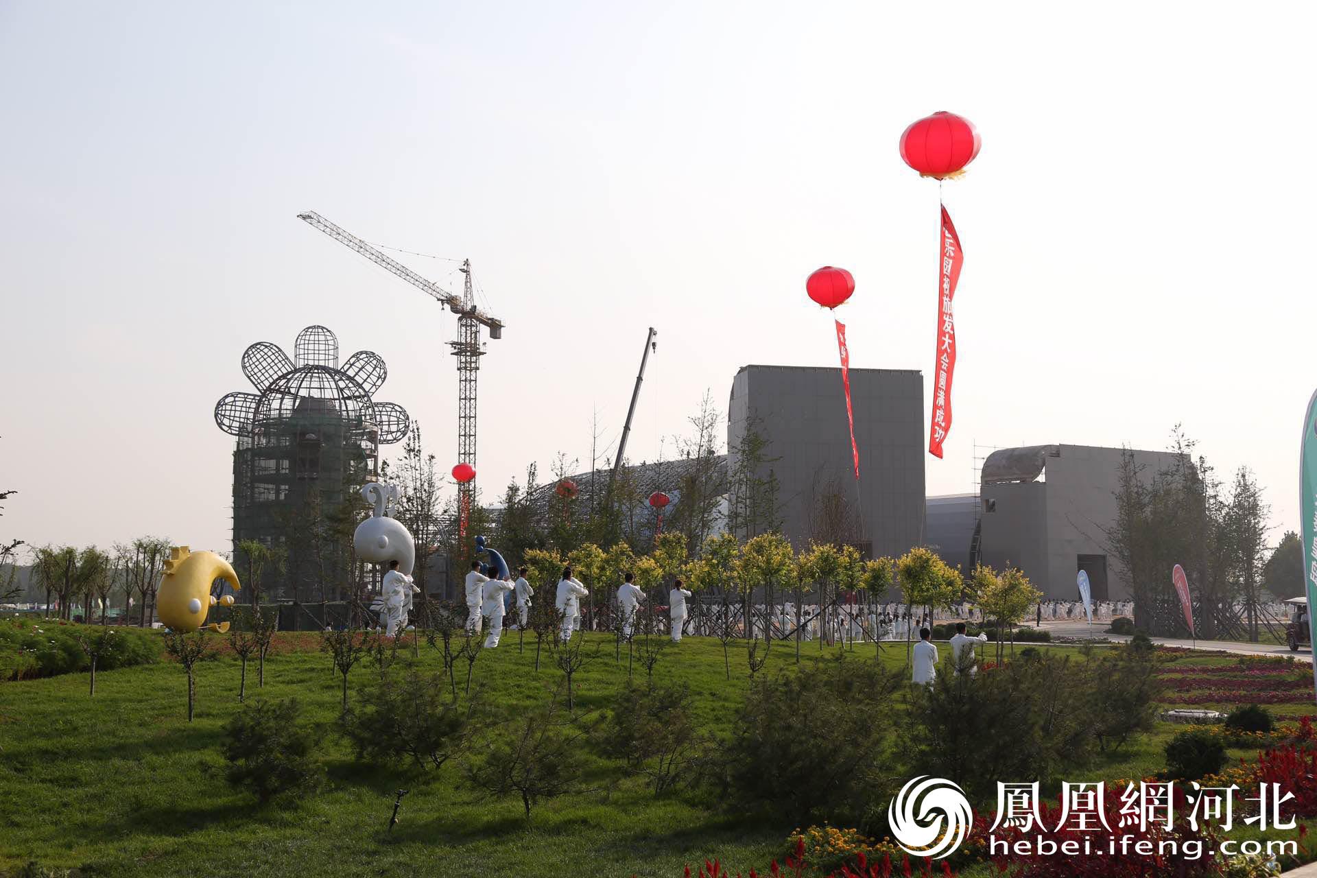 旅发大会精品项目观摩 全角度呈现秦皇岛旅游新成果