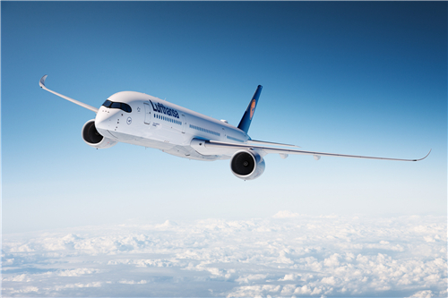 德国汉莎航空公司将于秋季启用最现代化长途客机a350