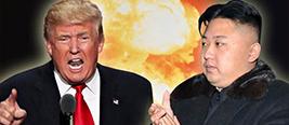 """特朗普首次在联合国大会讲话 声称要""""彻底摧毁""""朝鲜"""
