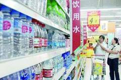 888.com雄峰天然矿泉水等5批次饮料抽检不合格