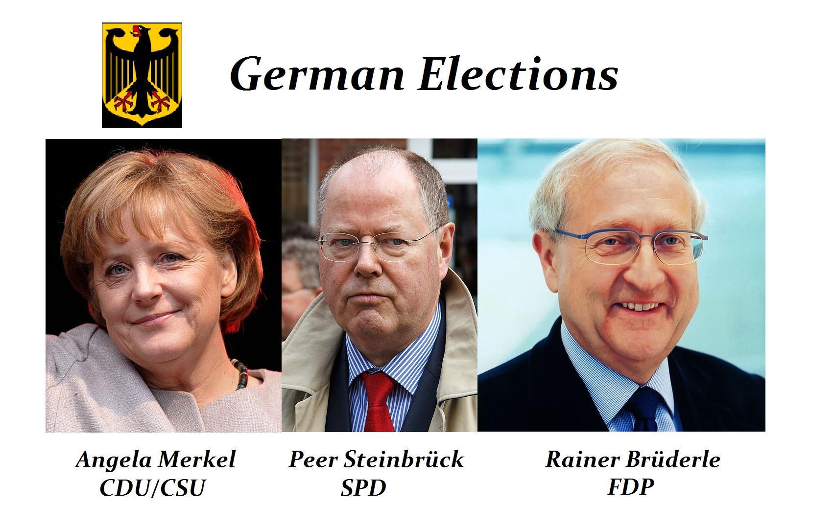 开选前必读:一文看懂德国大选