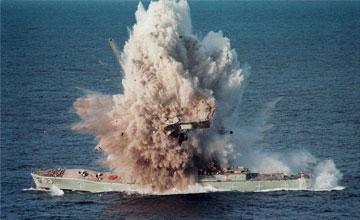 凤凰军机处∣中国最强鱼雷:一发击沉10万吨航母