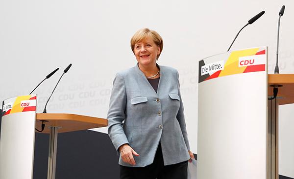 德国大选的意外收获:限制中企投资的党派下台了