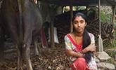 镜头下的尼泊尔少女:每个月例假期间不准回家,愿望希望嫁到中国