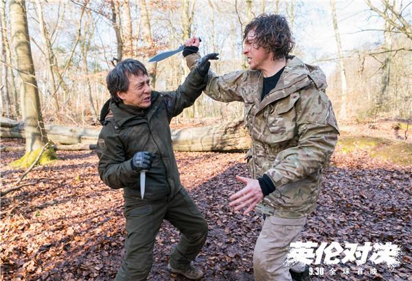 专访《英伦对决》导演:给成龙加白发添伤疤让他变老