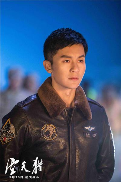 专访李晨:《空天猎》和《战狼2》师出同门