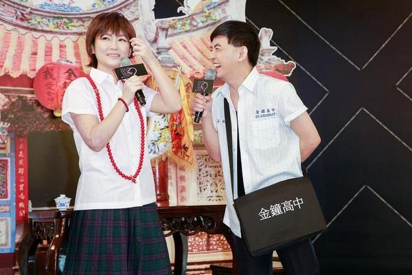 金钟奖在30日举行 最大看点:罗志祥Selina黄子佼同台
