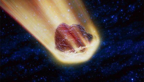 小行星撞击云南