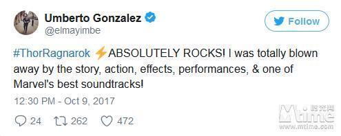 """《雷神3》首波评价出炉 竟像部爆笑""""开心麻花""""片?"""