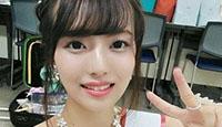 日本高校选校花 第一名竟是中国妹子