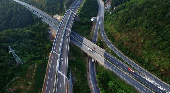 义乌至武义快速公路全线通车 用时缩短至1小时