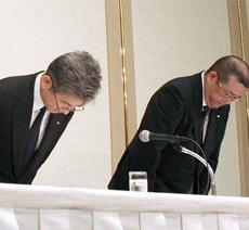 日神户制钢丑闻发酵