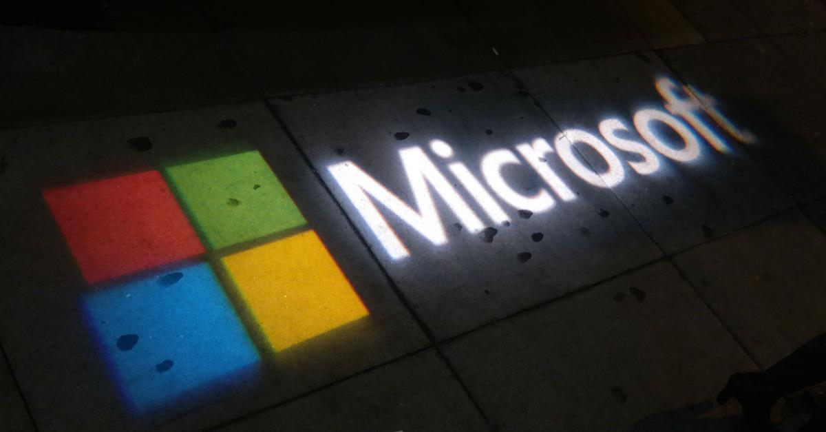微软市值自互联网泡沫以来首次突破6000亿美元