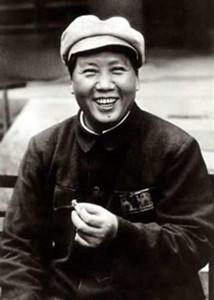 """47年敌机在窑洞门口扔炸弹 毛泽东为何连说""""发财"""""""