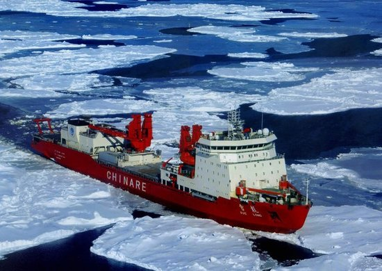 我国科考船新建在建数量均居世界首位