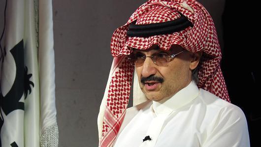 沙特王子:特朗普利好美股财富增长逾5万亿美元