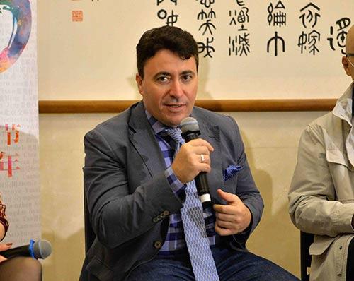 北京國際音樂節閉幕式 余隆攜文格洛夫演繹陳其鋼新作