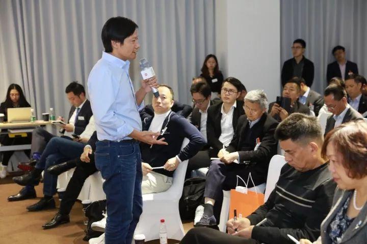 雷军:小米的秘诀就是竭尽全力把产品做好,提高商业效率