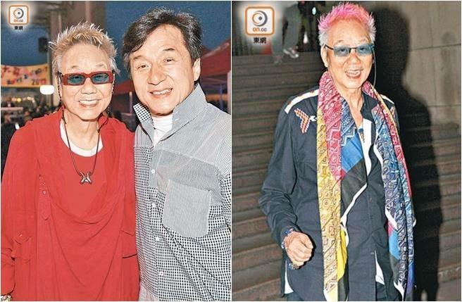 陈自强旗下曾超40位艺人 张曼玉张学友梁家辉都在
