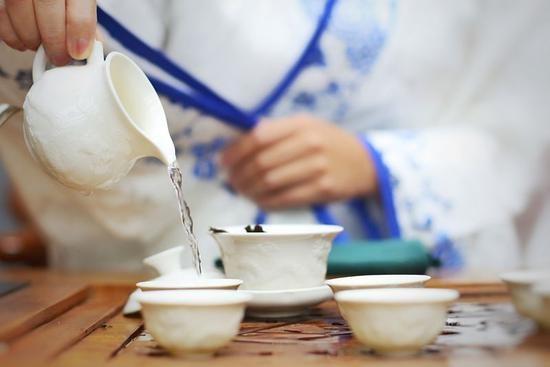 """礼遇美好生活 """"中国书茶""""文化礼走进新时代"""