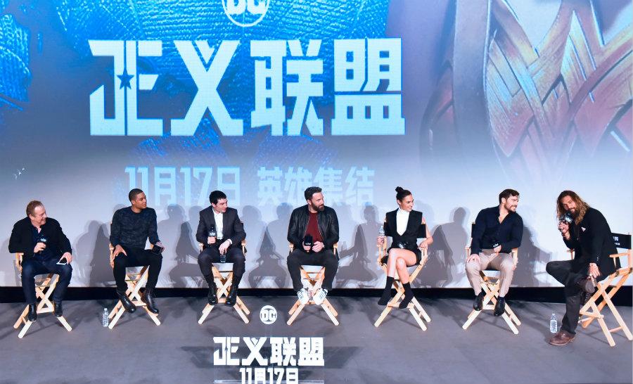 《正义联盟》盖尔・加朵:中国有世界上最棒的粉丝!