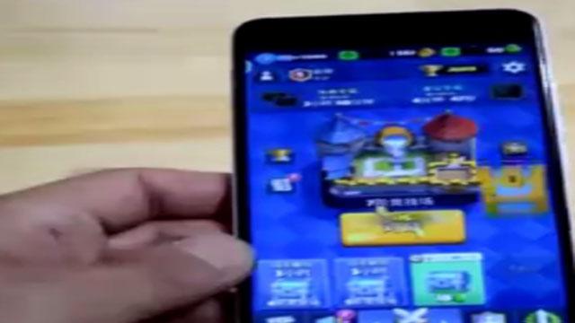视频:魅蓝5试玩《皇室战争》