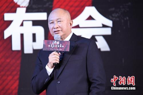 71岁吴宇森时隔14年再拍枪战片:趁还提得动枪