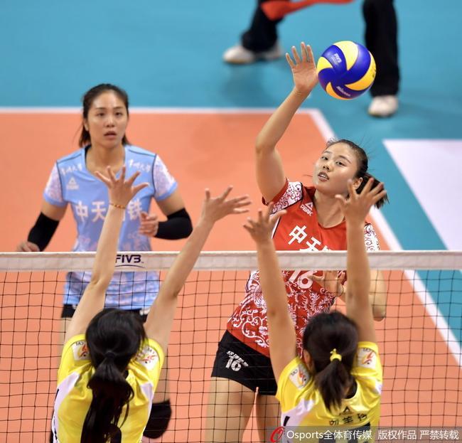 女排超级联赛第二轮赛果积分出炉 江浙沪津辽两连胜