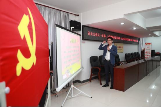 东湖风景区掀起学习宣传贯彻党的十九大精神热潮
