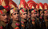 房兵:印度文盲比率高 影响军队战斗力