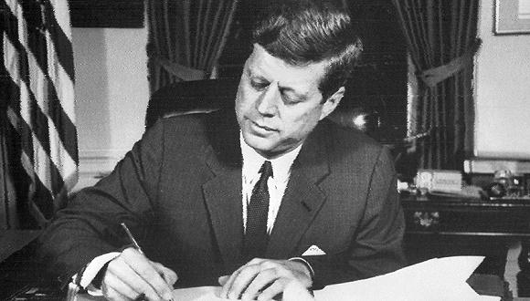 肯尼迪遇刺档案公布 牵出了马丁·路德·金的私生活