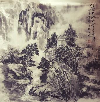 韩山林——人民喜爱的书画家