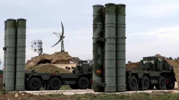 俄高官:土耳其买S-400比红旗-9便宜10亿美元(图)