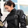 韩肌肉女王变特战兵