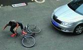 街上碰瓷的为什么从不找豪车,说出原因气死人