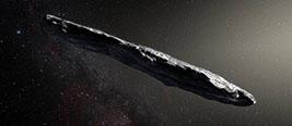 NASA:科学家证实太阳系迎来首个星际访客
