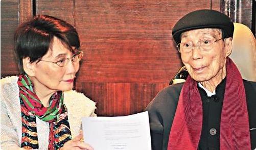 揭秘邵逸夫背后女人 90岁时迎娶62岁方逸华
