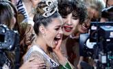 环球小姐冠军揭晓 南非姑娘艳压群芳