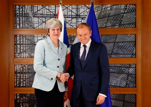 六合同彩欧盟向英国发最后通牒:给你10天谈好分手费问题