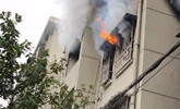 浙江一居民楼发生火灾 系女子用吹风机吹内裤导致