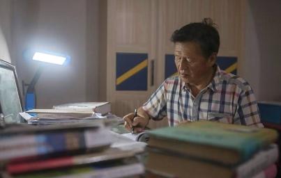六旬老人写下50万字长城研究著作