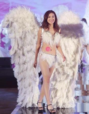 世界文旅小姐中国总决赛在北京举行 开
