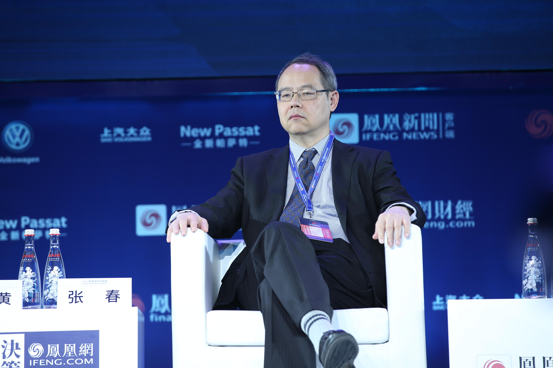 张春:中国现在所有金融风险都是政府承担 肯定有大问题