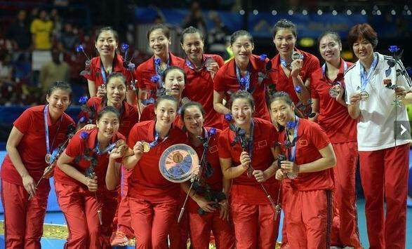 女排世锦赛分组揭晓 中国意大利土耳其领衔死亡之组