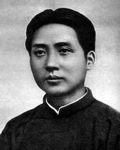 青年毛泽东决定离开韶山的原因之一:原配妻子去世