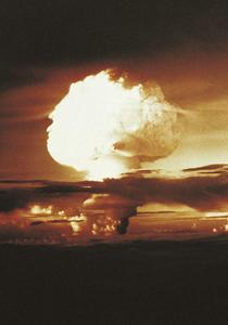 """""""噩梦重演的核试验"""""""