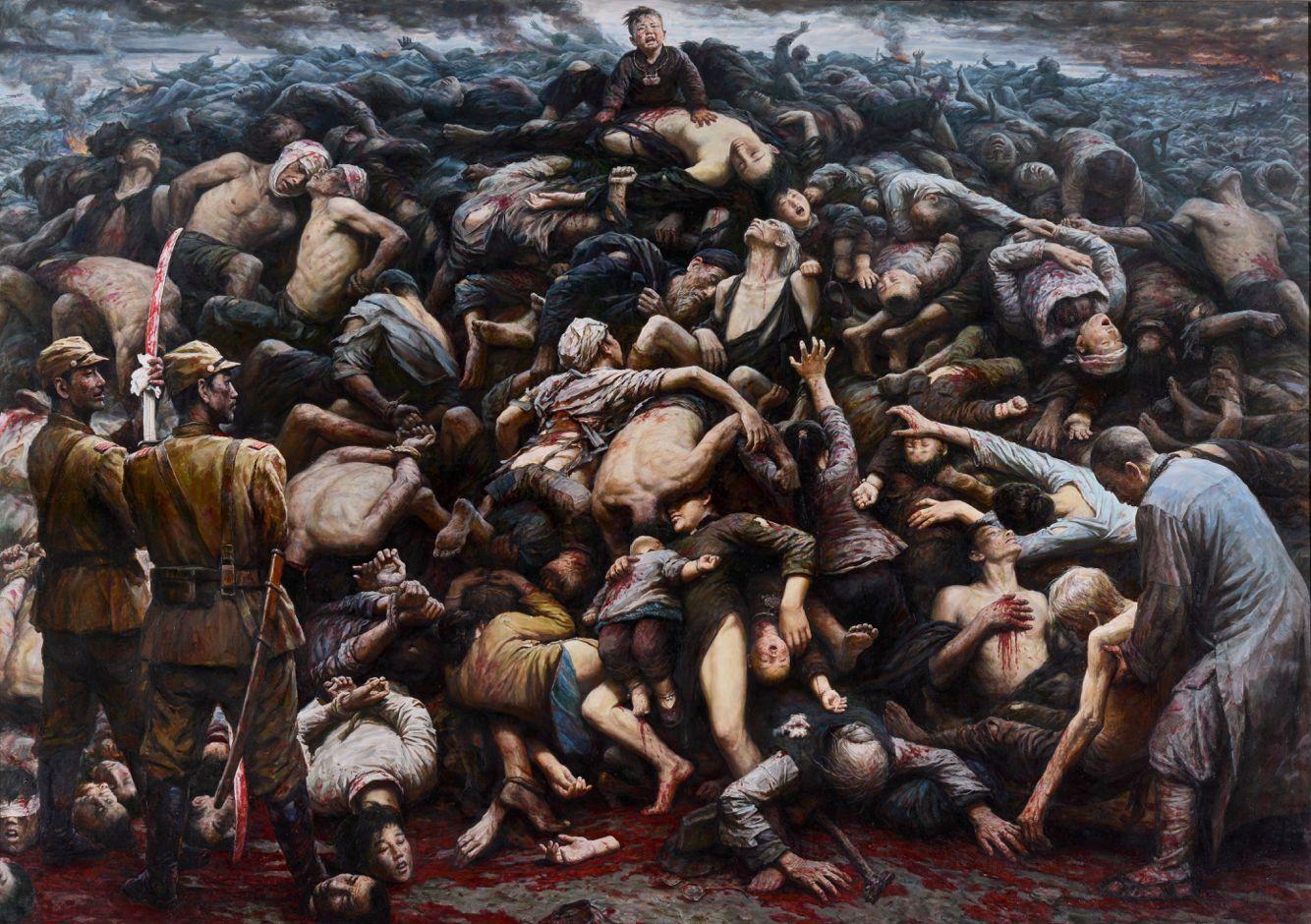 国家公祭日:听李自健讲述《南京大屠杀》背后的故事