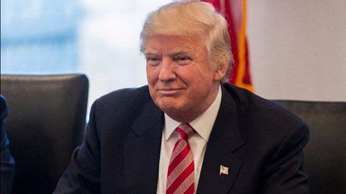 特朗普:大规模减税不是两党的主张 是美国的原则